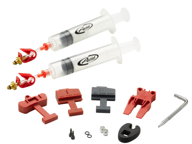 Avid Bleed kit standard transparent